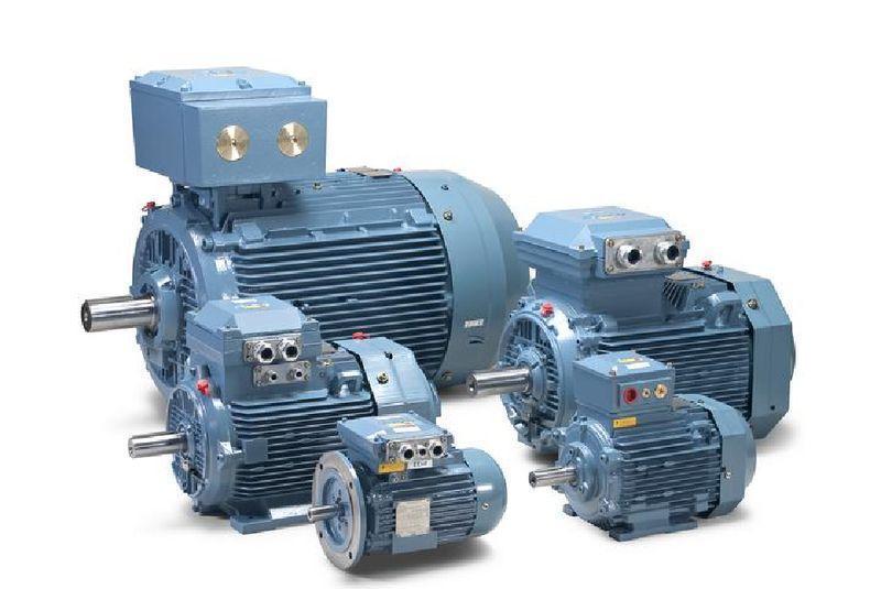 Электродвигатель Фл. АИР71 Б4У3 , 0,75кВт , Ал. Корп.