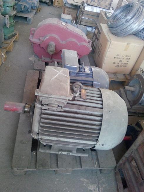 Двигатель 4АМРУ-225М6 37кВт 1000 об/мин