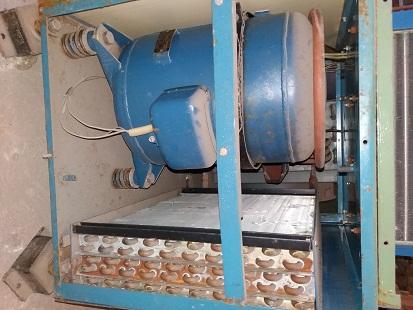 Двигатель ДГХМ-41-4К с холод. компрессора