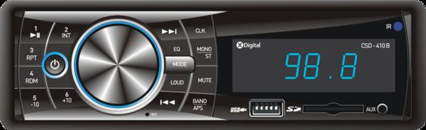 Купить Автомагнитола X-Digital CSD-320B