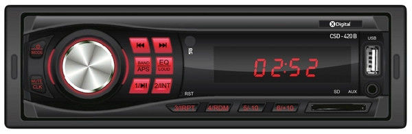 Купить Автомагнитола X-Digital CSD-420R
