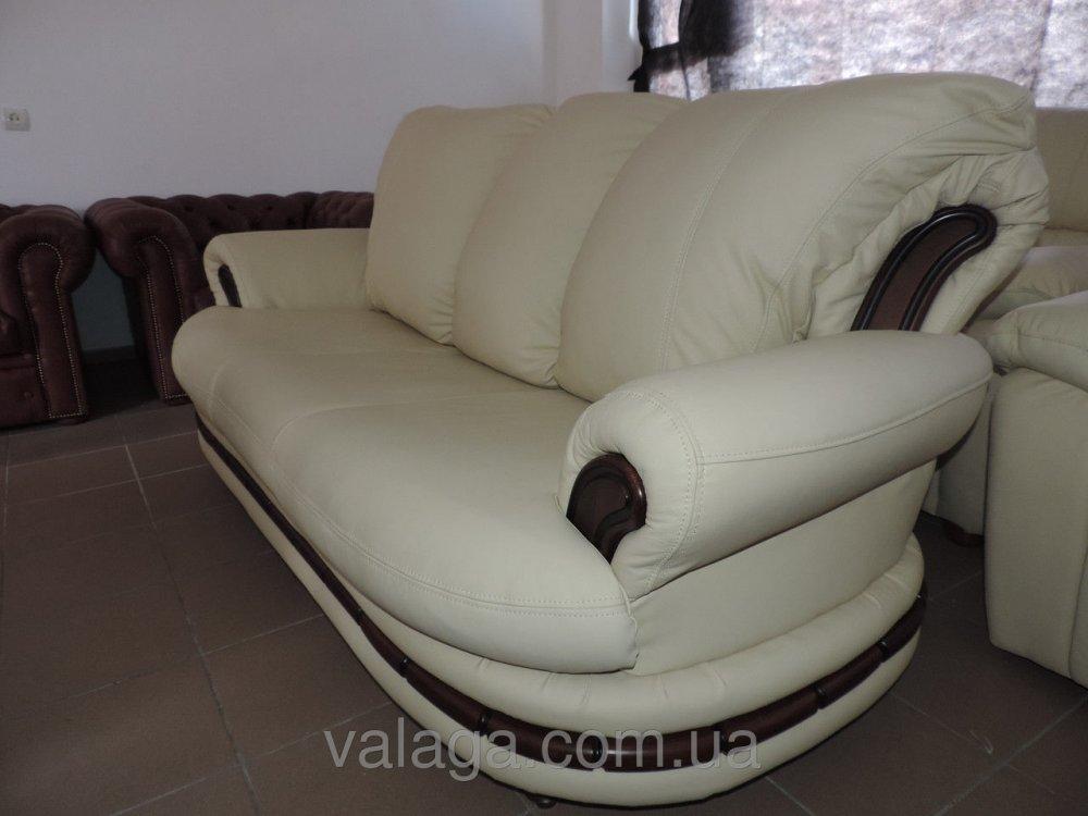 Купить Шкіряний класичний комплект меблів Palermo