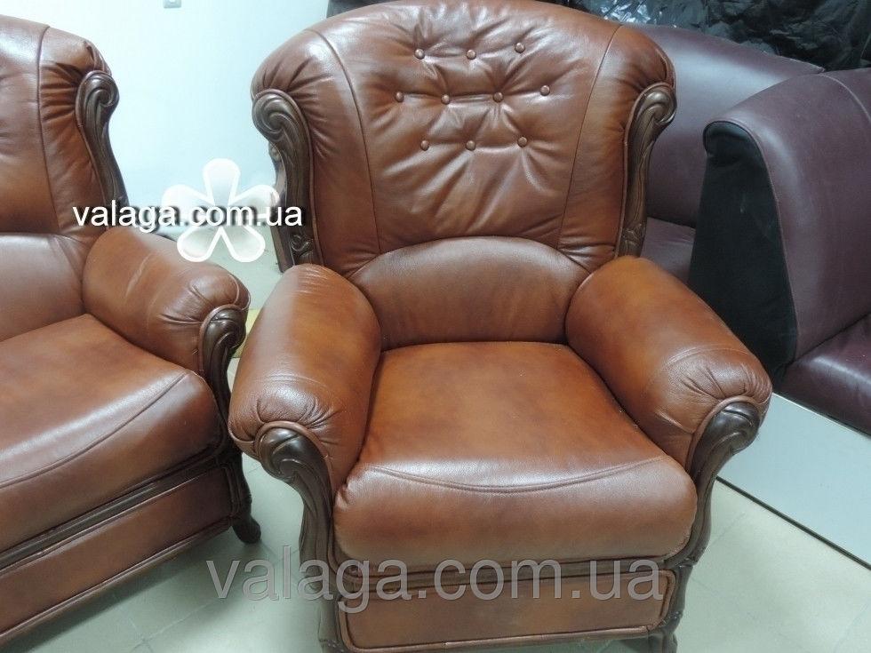 Купить Кожаный комплект мебели Hilton