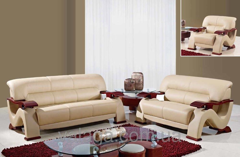 Купить Кожаный диван Sigma