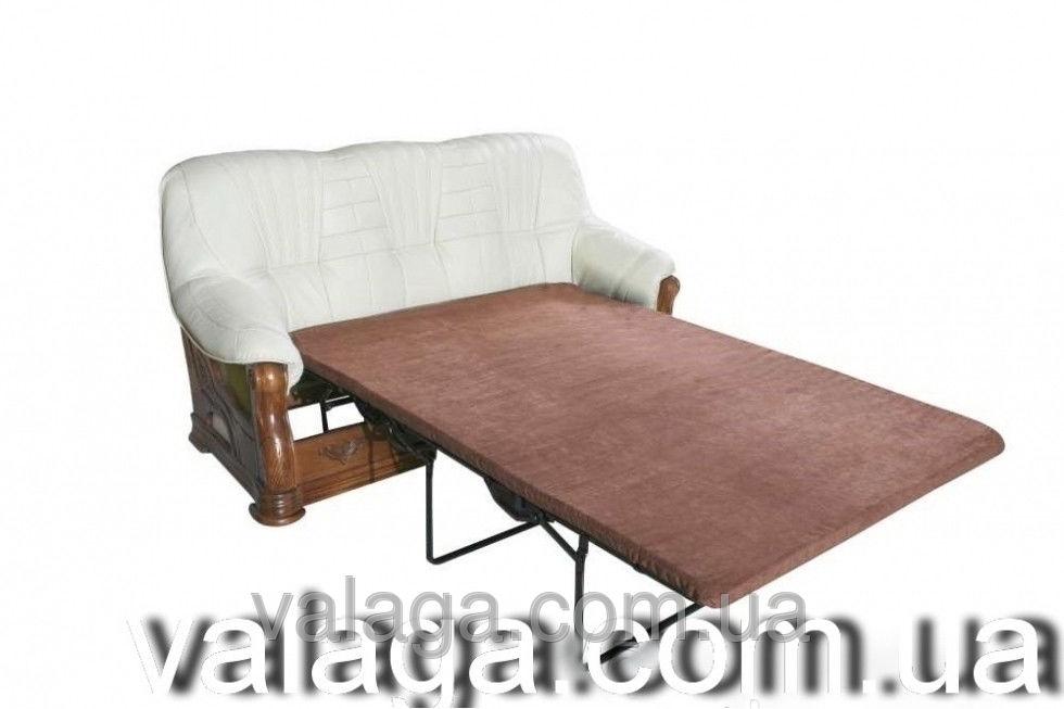 Купить Кожаный диван раскладной