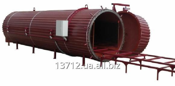 Купить Оборудование для термобработки древесины
