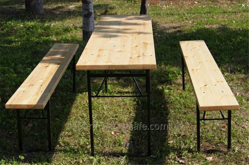 Комплект мебели ДЕСАНТ для использования на открытом воздухе