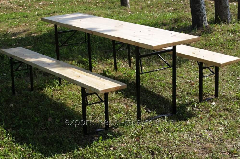 Комплект мебели ДЕСАНТ для предприятий общественного питания