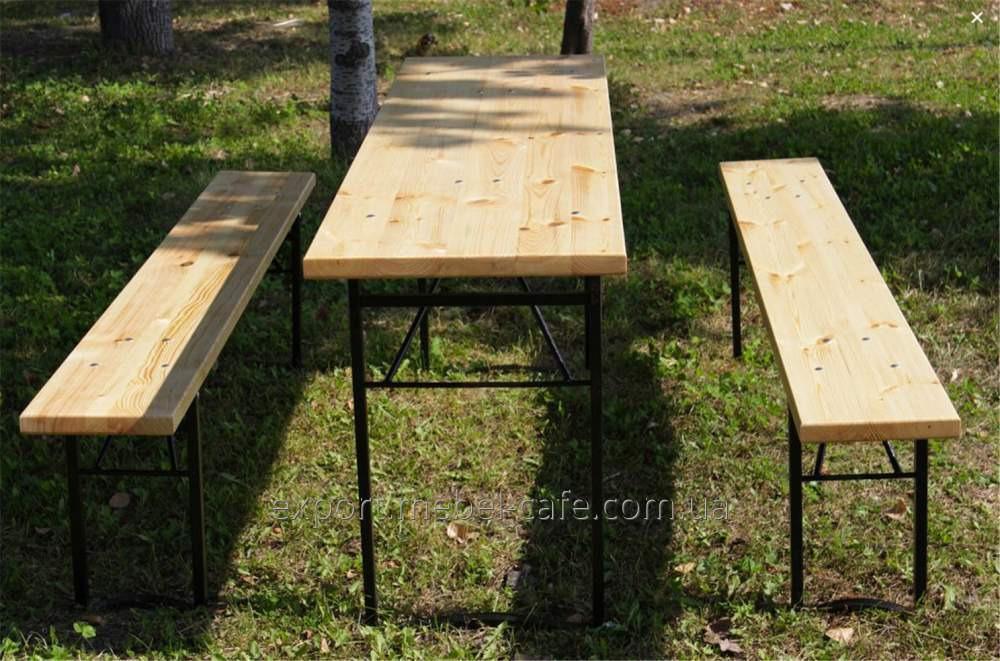 Комплект мебели ДЕСАНТ парковый