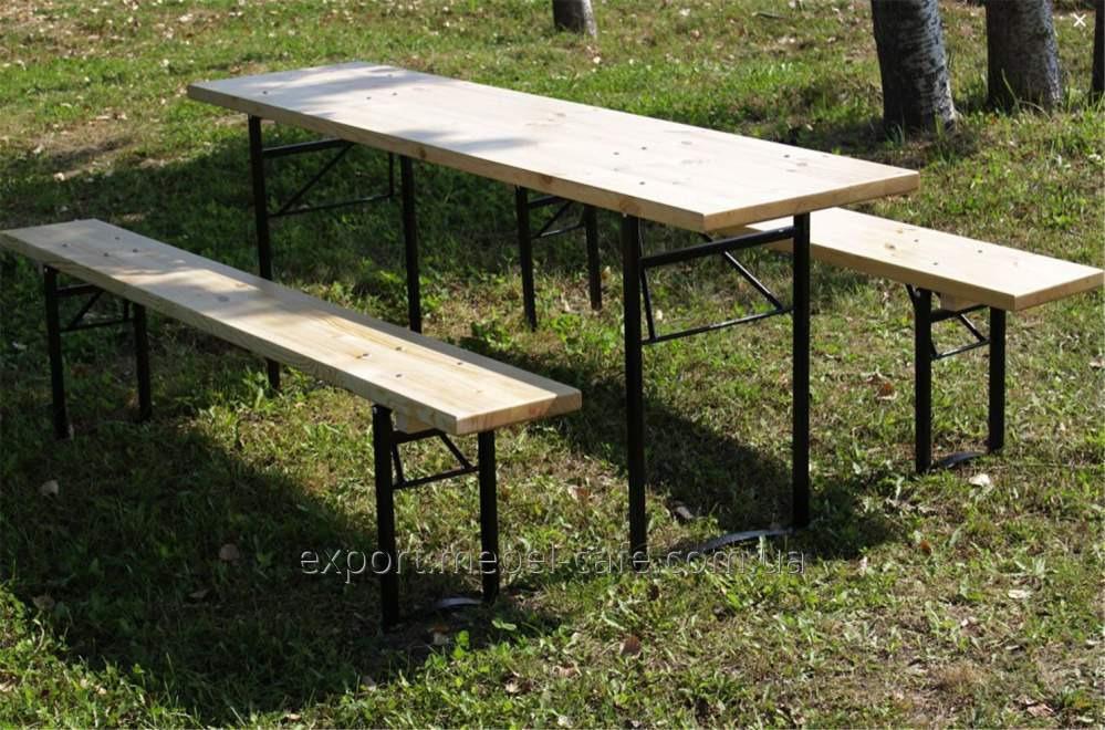 Комплект мебели ДЕСАНТ садовый