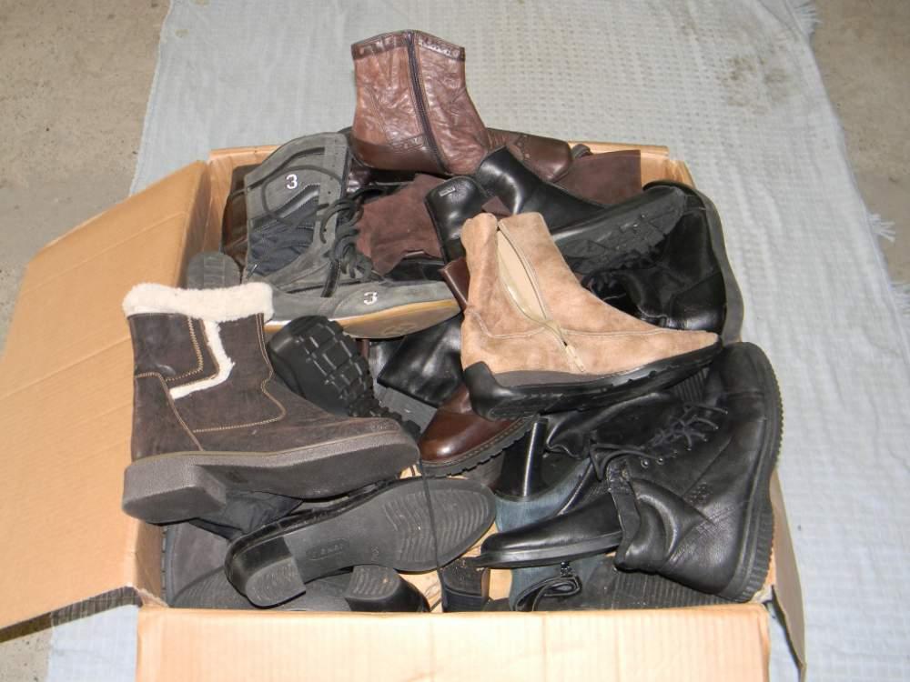 зимьняя обувь секенд хенд