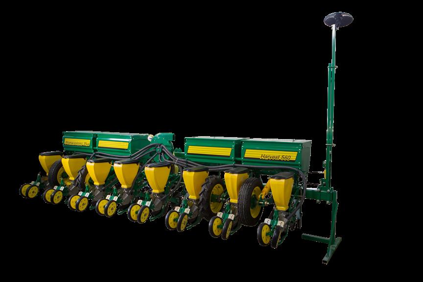 "Harvest-560, Seeder universal propashny (signal Fact"", turbodisk) trailer, Promagroleasing plus"