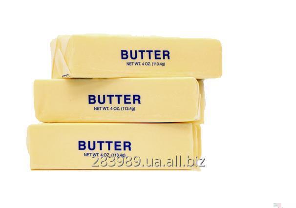 Butter Unsalted /  Масло сливочное