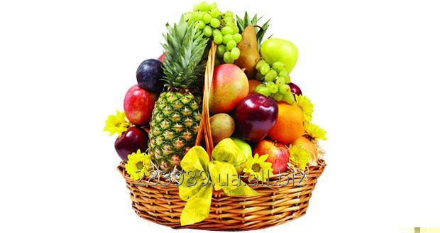 Купить фрукты в донецке