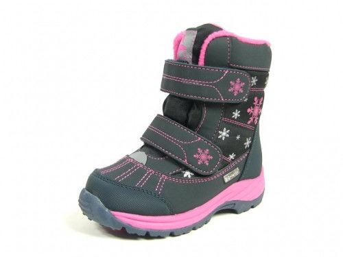 c66a47663deb25 Детская зимняя обувь термо-ботинки B&G: RAY175-35 купить в Одессе