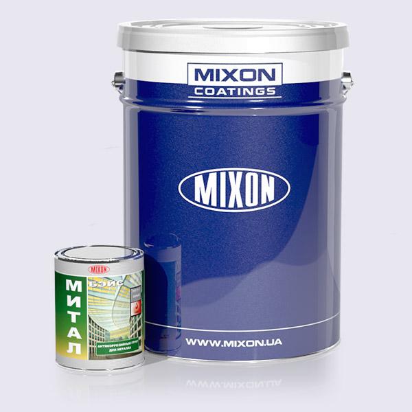 Buy Anticorrosive tiksotropny Mixon soil of Mittal Beys of 30 kg