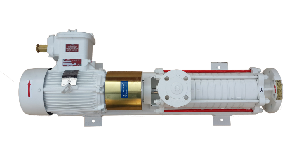 Купить Насос HYDRO-VACUUM SKC 4.08 для АГЗС, АГЗП, газового модуля, моноблока, газовой заправки,смеси пропан-бутана, сжиженного газа.