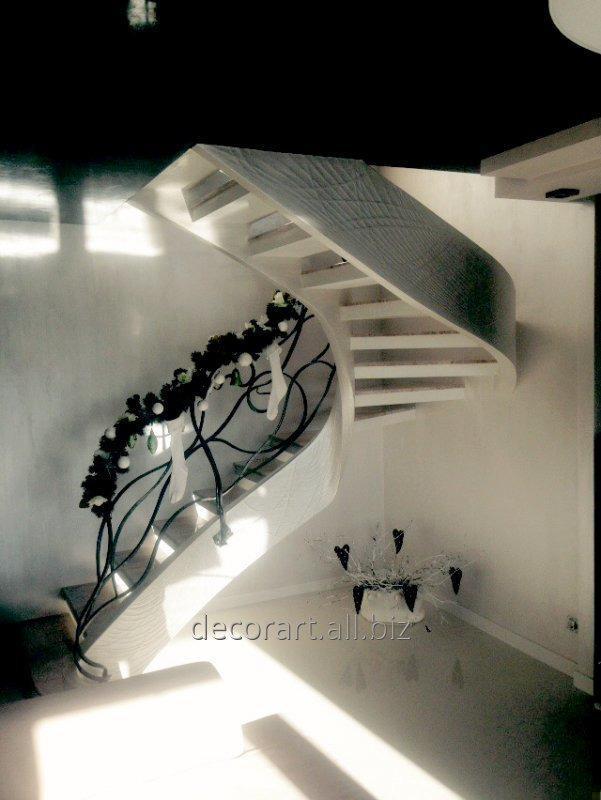Купити Мармурові сходи, гранітні сходи, мармурові (гранітні) щаблі