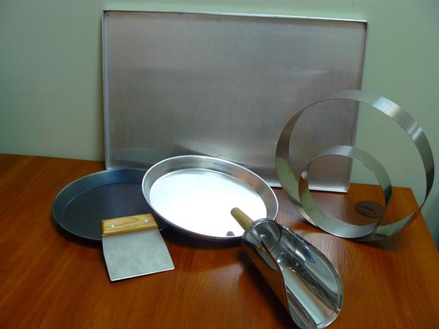 Пекарско-кондитерский инвентарь