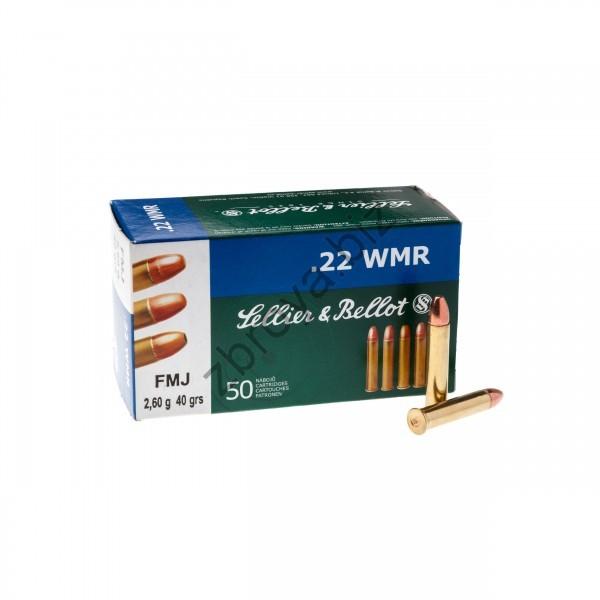 Купить Патрон Sellie&Bellot 22WMR