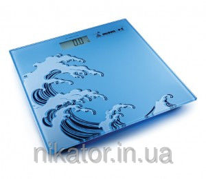 Купить Весы электронные на стеклянной платформе Momert (Волна) Модель 5848