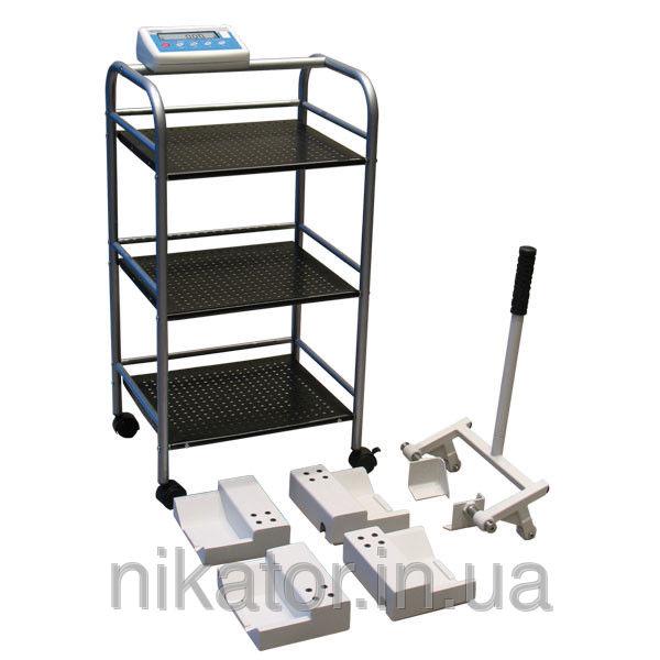 Купить Электронные весы кровать (весы для взвешивания лежачих больных)
