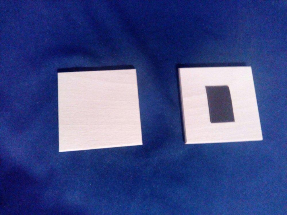 Купить Магнит квадрат 65*65 мм ( с магнитом )