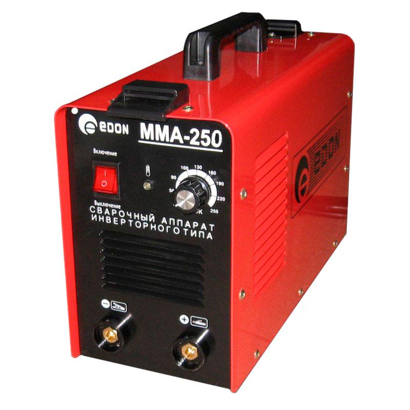 Инверторная сварка Edon ММА-250