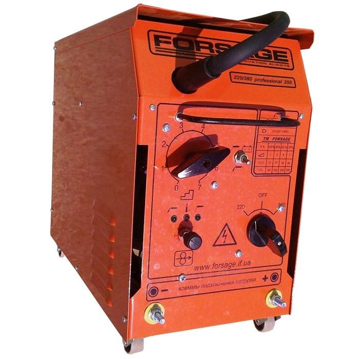 Полуавтомат Forsage 250T Professional 220/380B