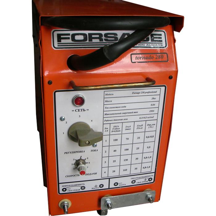 Полуавтомат Forsage Tornado 250 380 в