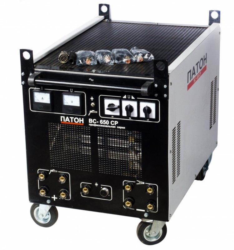 Инверторная сварка Патон ВС-650Ср Dc Mig/Mag Mma