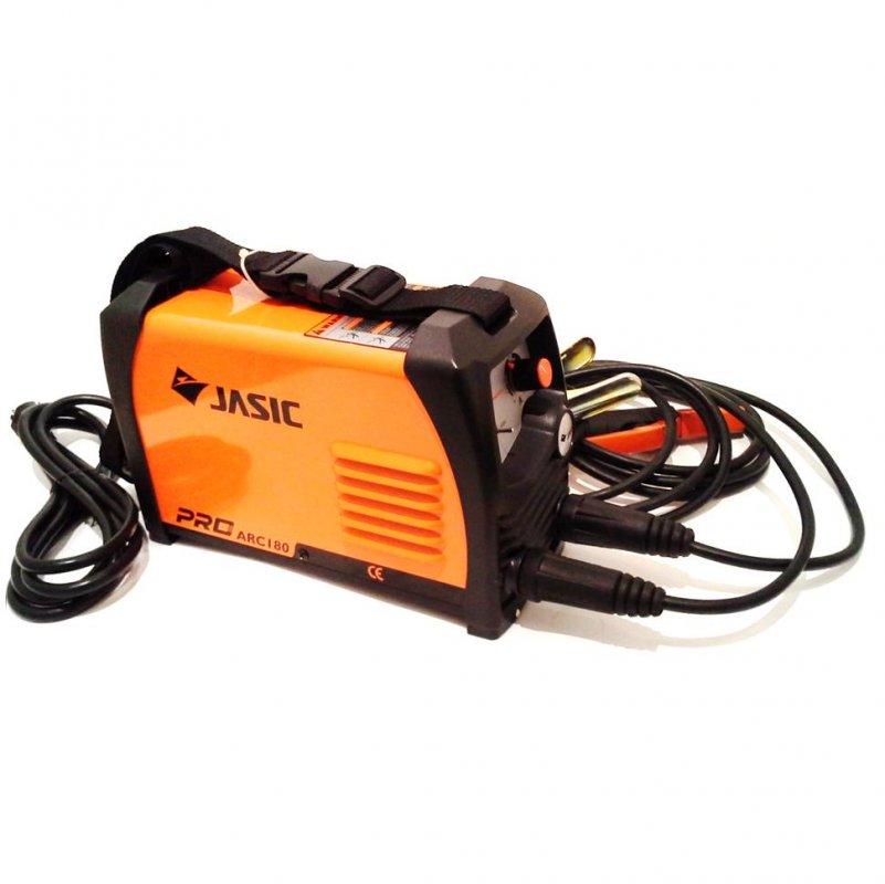 Инверторная сварка Jasic Arc-180 Pro