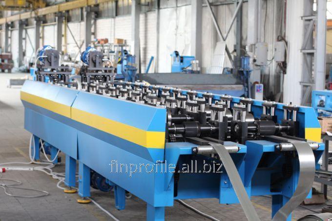 Линия для производства профилей для монтажа гипсокартонных плит система Knauf