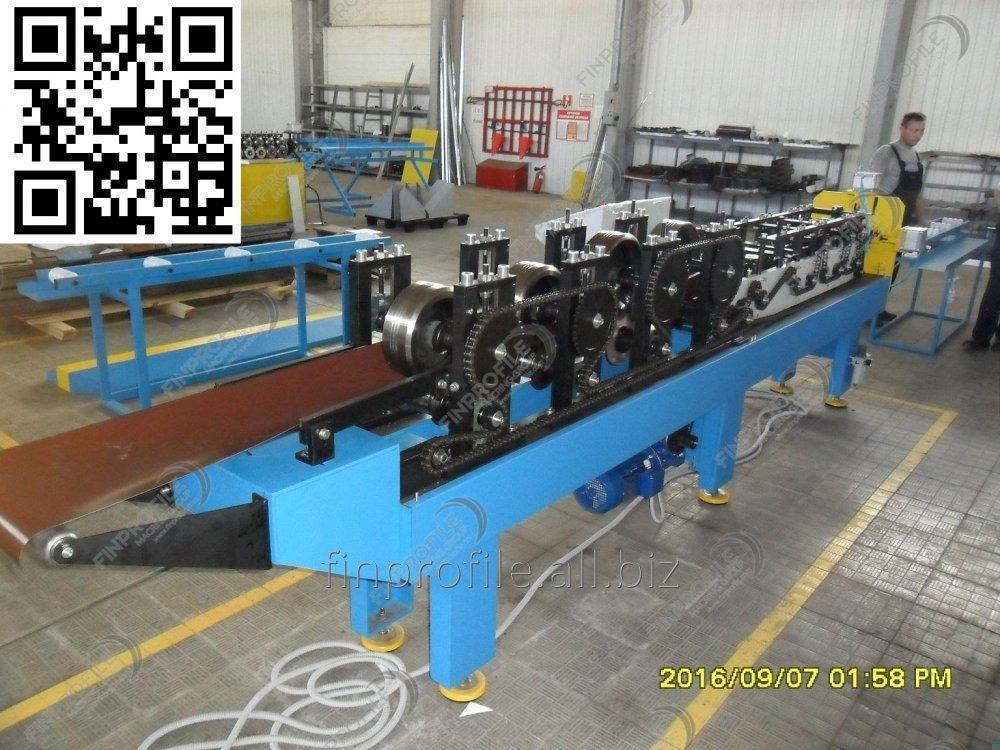 Оборудование по производству прямоугольной водосточной трубы