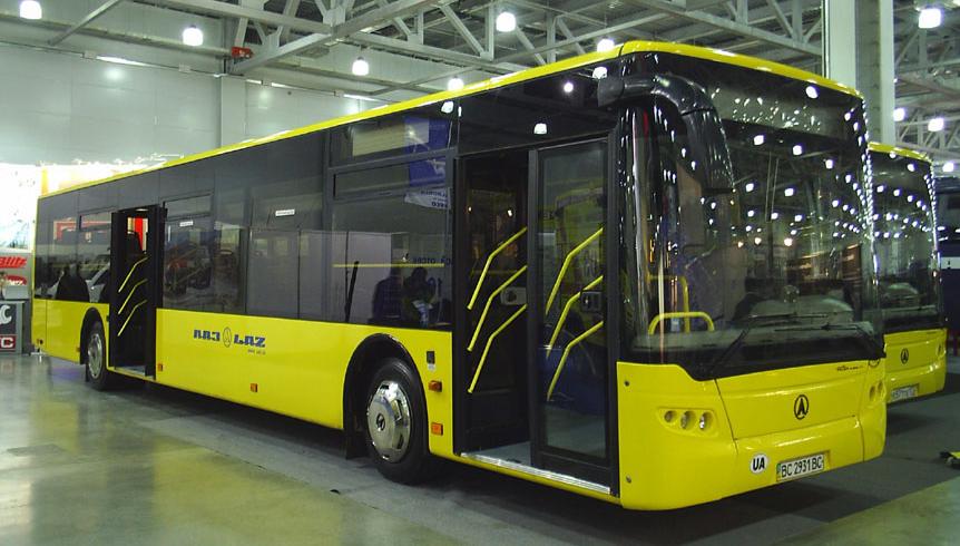 Городской автобус A-191М