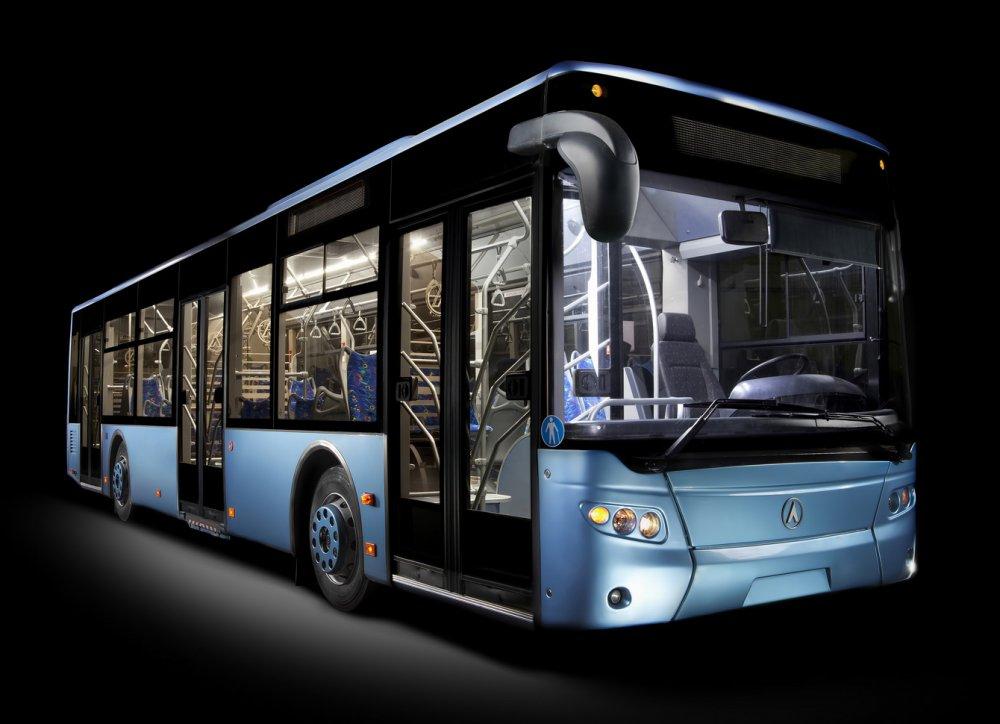Городской  ЭКО-автобус A-183CNG