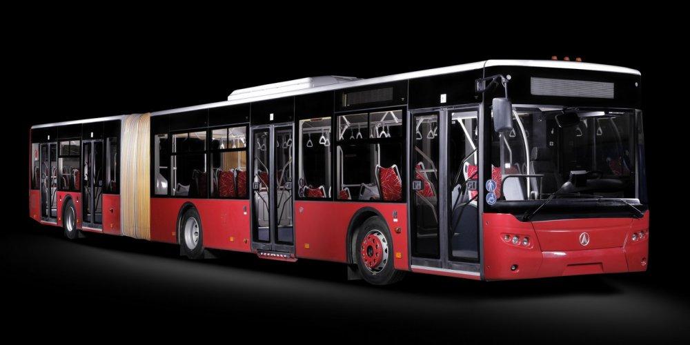Городской автобус А-292M