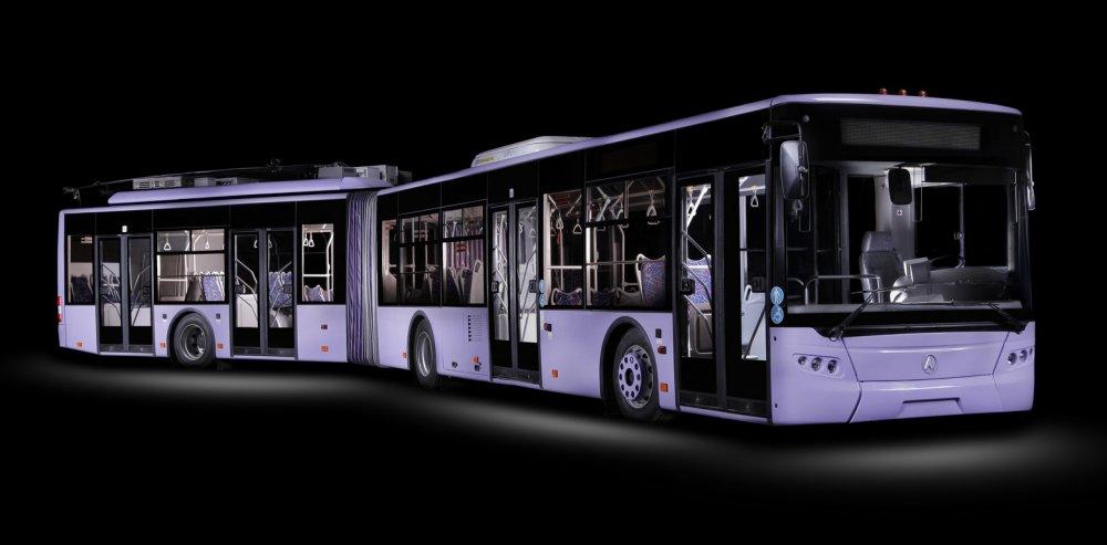Троллейбус E-301М