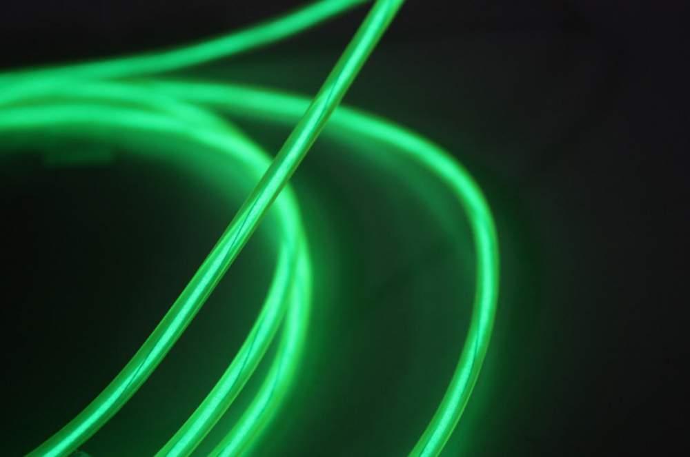 Светопровод, EL провода, EL лента