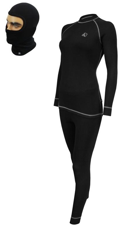 Женское термобелье Radical Rock с серой строчкой. Комплект+подарок!