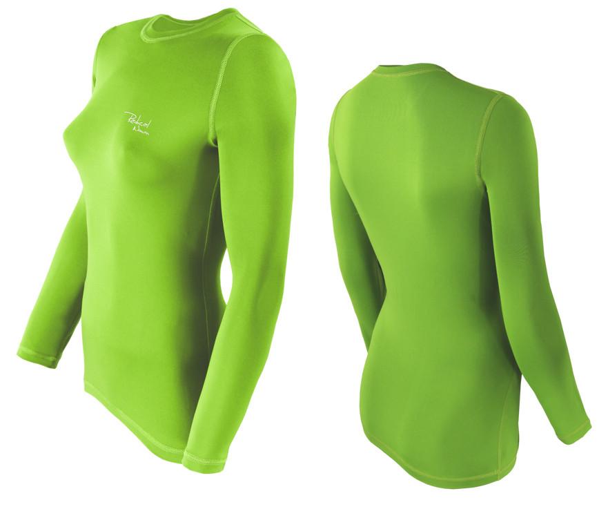 Спортивная женская кофта Radical Efficient зеленая