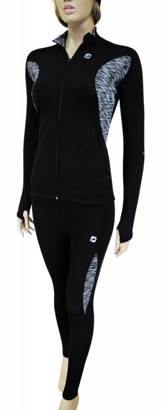 Спортивный женский костюм Radical Aphrodite серый