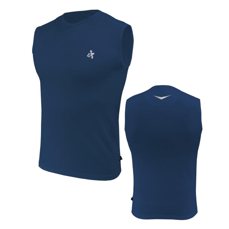 Безрукавка мужская спортивная Radical Tanker синяя