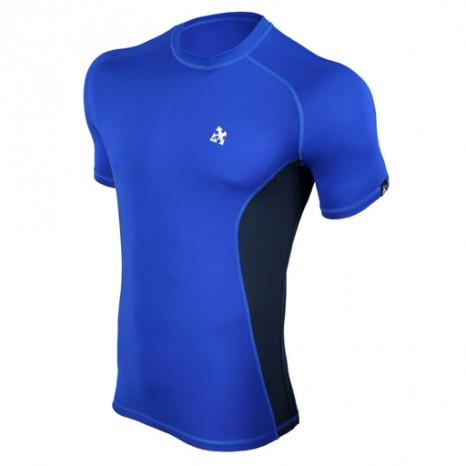 Футболка мужская спортивная Radical Fury Duo синяя