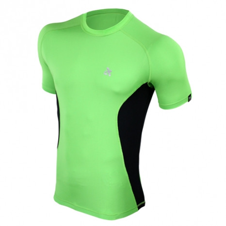 Футболка мужская спортивная Radical Fury Duo зеленая