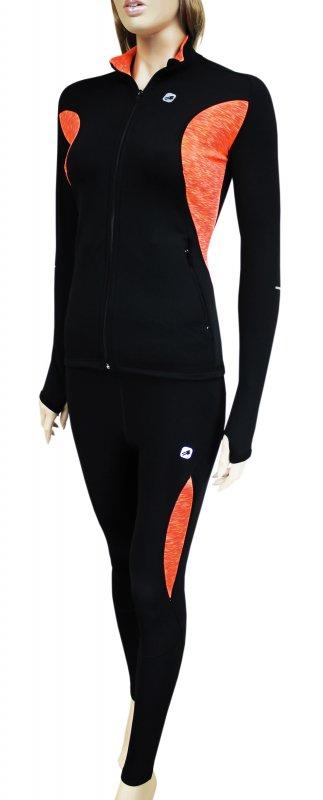 Спортивный женский костюм Radical Aphrodite оранжевый