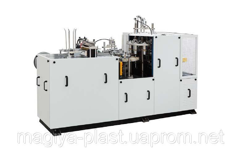 Купить Машина для производства бумажных стаканчиков МВ-А12