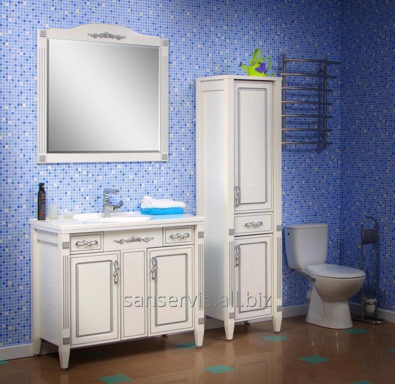 Купить Мебель для ванной комнаты Серия Романс