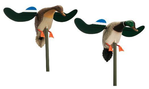 Чучела уток с вращающимися крыльями Mojo Outdoors Baby Mojo Twin-Pack