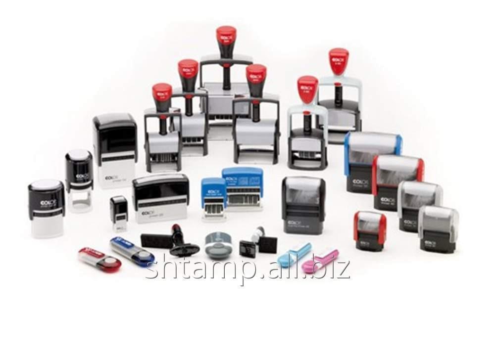 Оснастки для печатей и штампов Colop